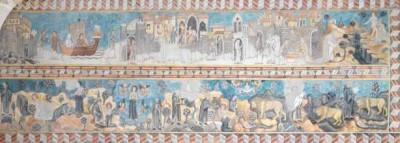 Mural de Santa María Egipciaca
