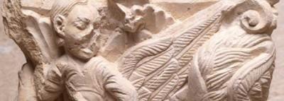 Capiteles de San Miguel y de los vicios