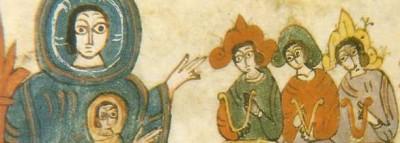 Antifonario Mozárabe de León