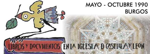 Libros y Documentos en la iglesia de Castilla y León