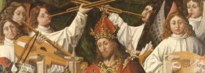 Coronación de la Virgen María