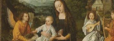 Tríptico de la Virgen