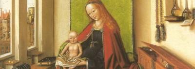 Virgen del Libro