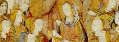 Manufactura de la Coronación de la Virgen
