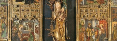Retablo de Nuestra Señora de los Ángeles