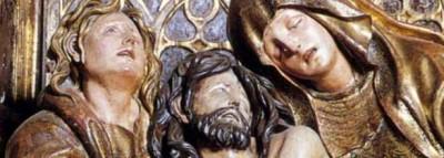 Llanto sobre Cristo muerto