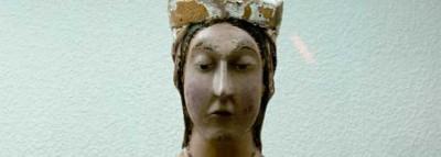 Virgen con niño (Virgen de la Cuesta)