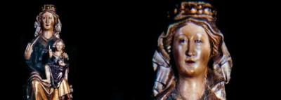 Virgen de Santa María la Real