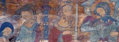 Pinturas de Santa María de Riaza