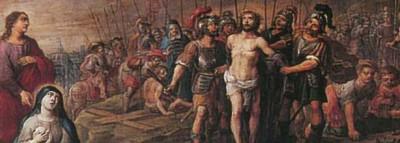 Preparativos para la Crucifixión