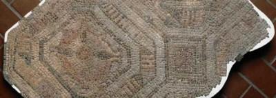 Mosaico del crismón