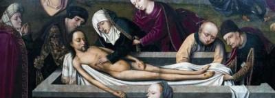 Tríptico de Cristo Salvador