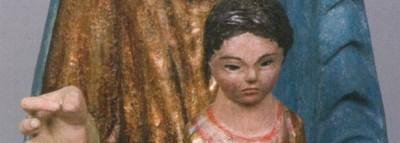 Virgen con el niño (Virgen de la Capilla)