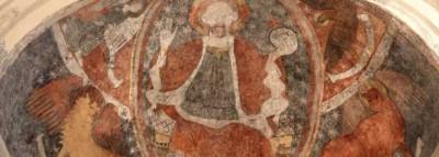 Pinturas Murales de la Capilla Mayor