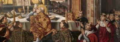Misa de San Gregorio